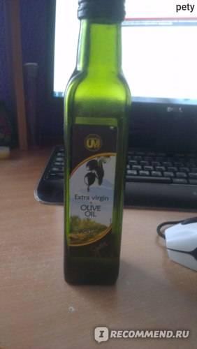 Оливковое масло для ног