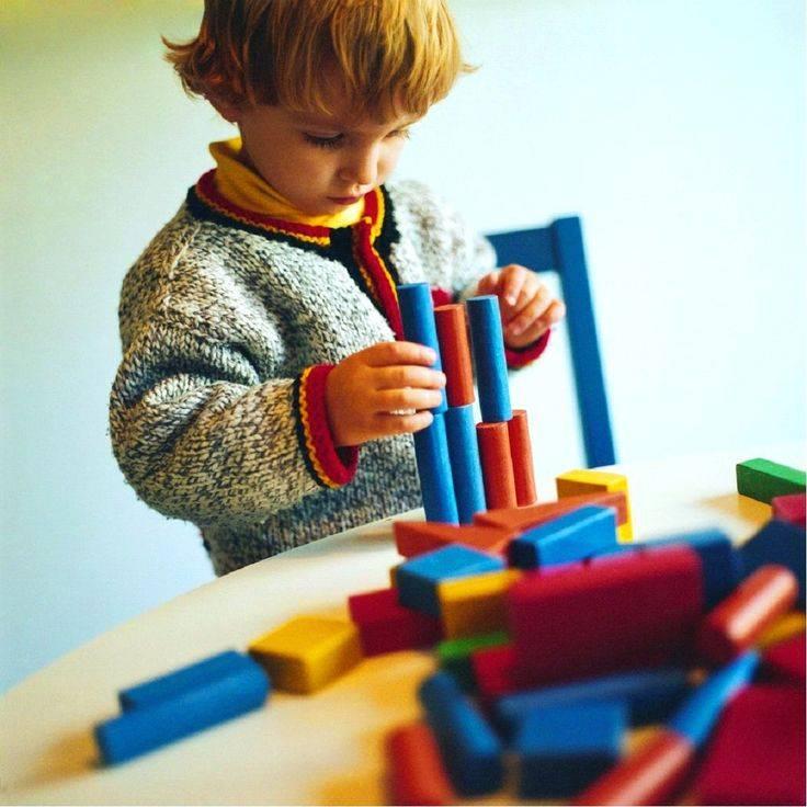 Развитие памяти и внимания у детей