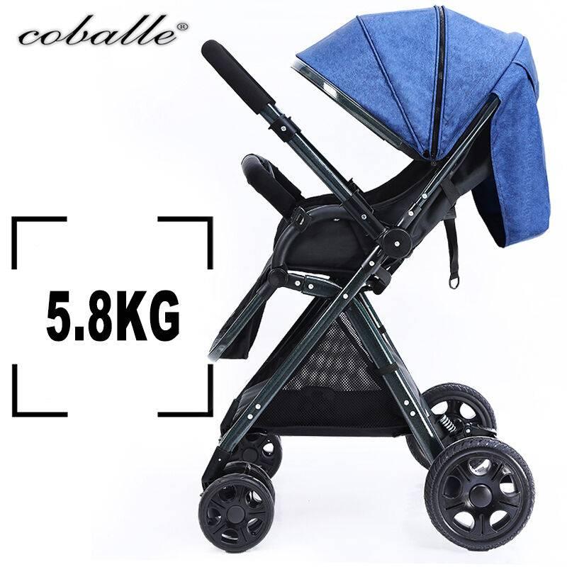 Особенности и виды колясок coballe