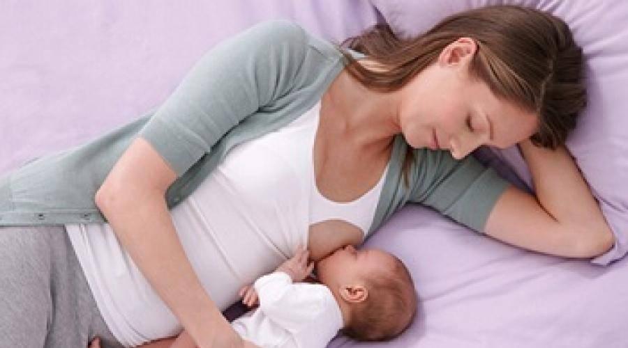 Нужно ли будить ребенка для кормления ночью и как это надо делать