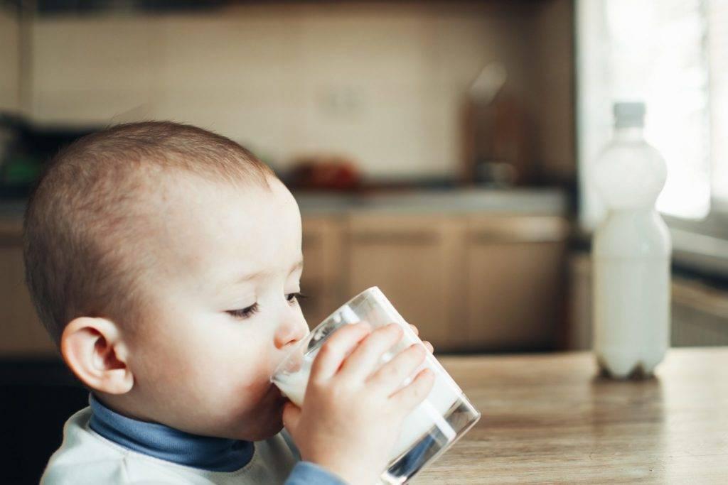 Смеси для грудничков при аллергии на белок коровьего молока