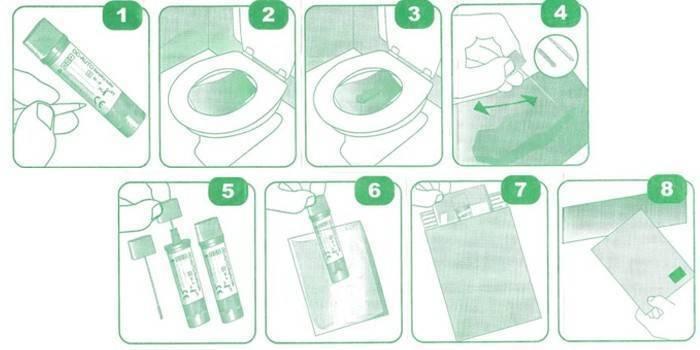 Как собрать кал у грудничка на анализ: где и как хранить, показания к копрограмме