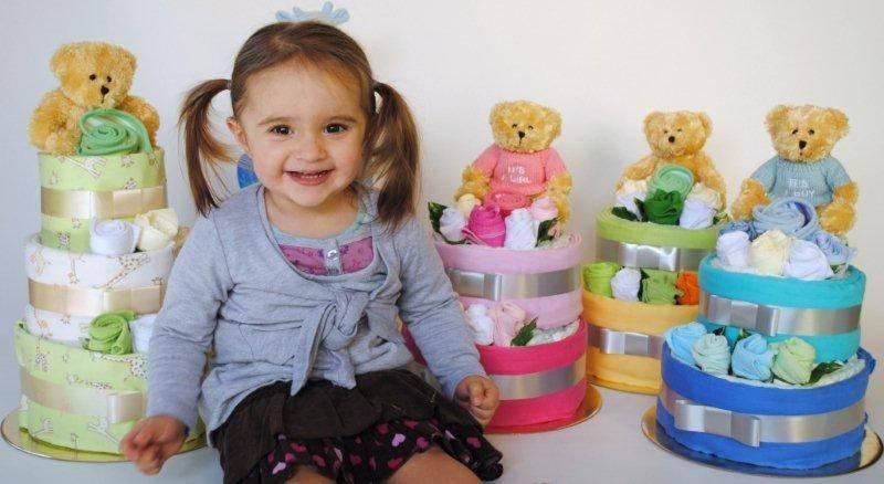 Подарки для ребенка 2 года - оригинальные идеи