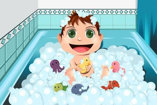 Что делать, если ребенок боится купаться в ванной?