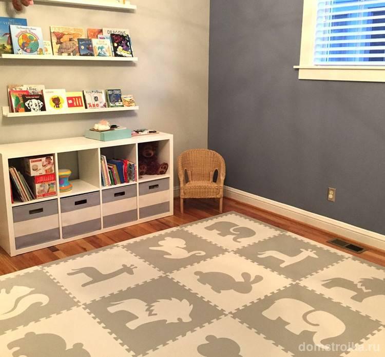 Какой ламинат лучше выбрать для детской комнаты?