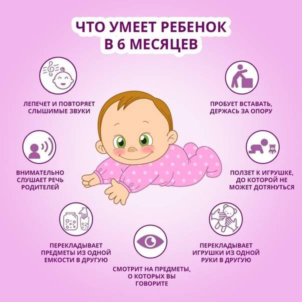 Развитие ребенка в 4 месяца: что должны уметь делать мальчик и девочка, таблица