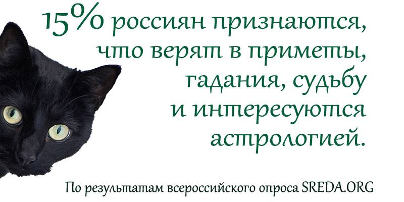 Нужно ли верить в приметы и суеверия: сбываются ли, мнение священника, по божьему писанию