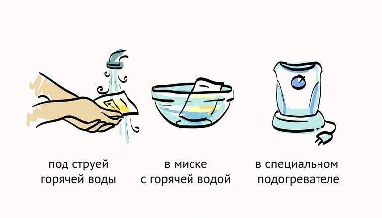 Как правильно сцеживать грудное молоко, как хранить?