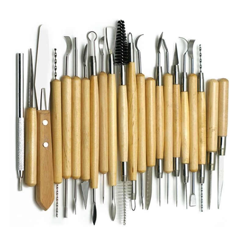 Инструменты для лепки: набор для работы с пластилином. профессиональные металлические и силиконовые инструменты. как ими пользоваться?
