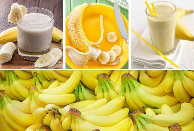 Польза и вред бананов во время беременности