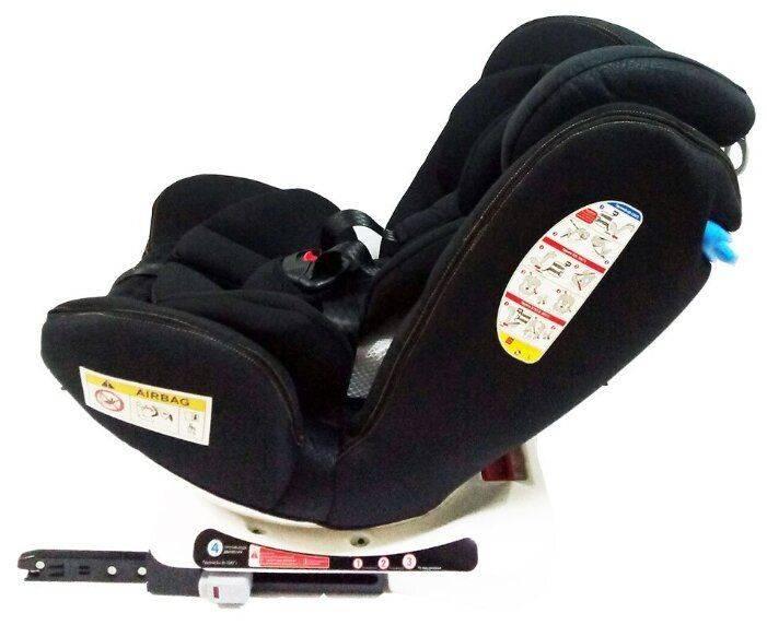 Топ-10: автокресла для детей 9-36 кг (группа 1-2-3)