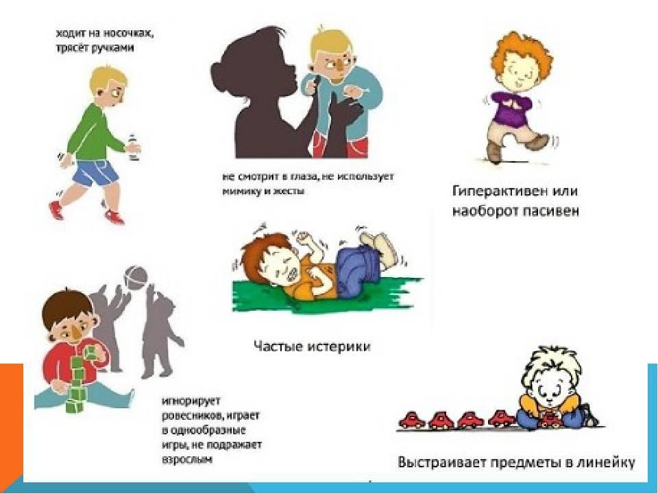 Аутизм у детей - признаки, симптомы, причины. лечение детского аутизма