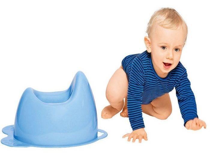 Как приучить ребенка пользоваться горшком