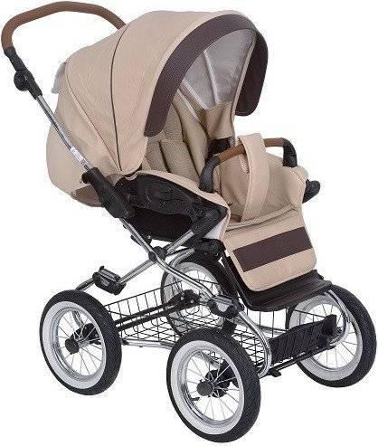 Топ-5 самых удобных колясок для новорожденных