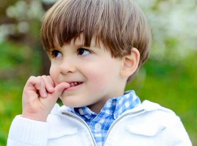 Доктор Комаровский о том, что делать, если ребенок грызет ногти