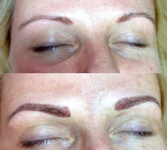 Отторжение пигмента: почему не держится перманентный макияж