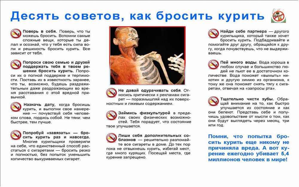 Если уже рак: курить или не курить?