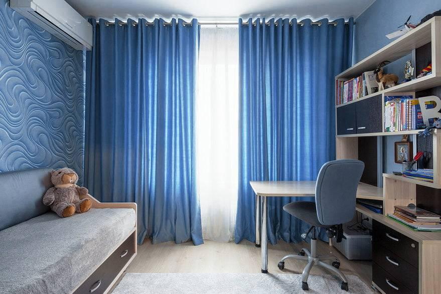 Как оформить детскую комнату в морском стиле: какие шторы подобрать и другие нюансы оформления