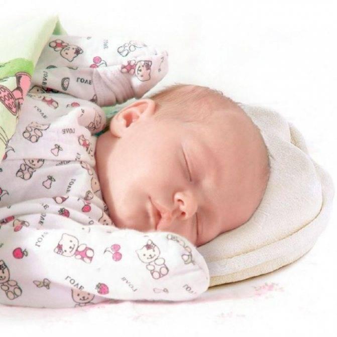 Когда ребенку можно спать на подушке ~ факультетские клиники иркутского государственного медицинского университета