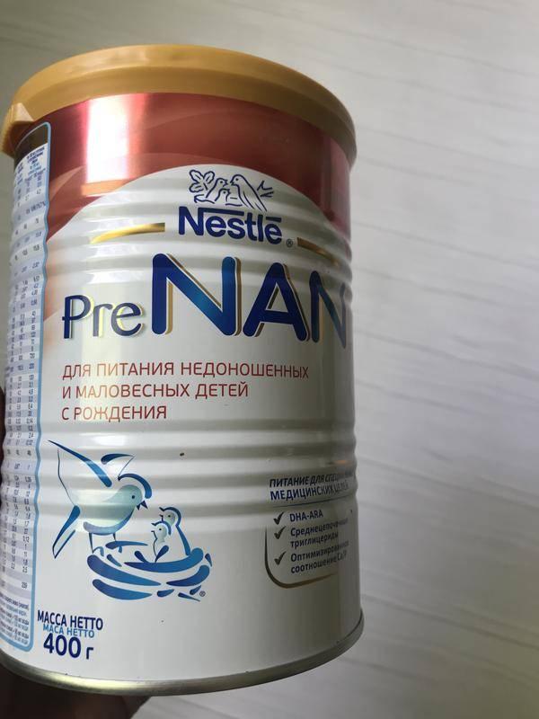 Вскармливание недоношенных детей: виды и сроки введения прикорма