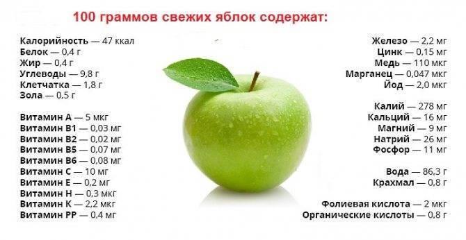 Можно ли есть яблоки или пить яблочный сок при грудном вскармливании