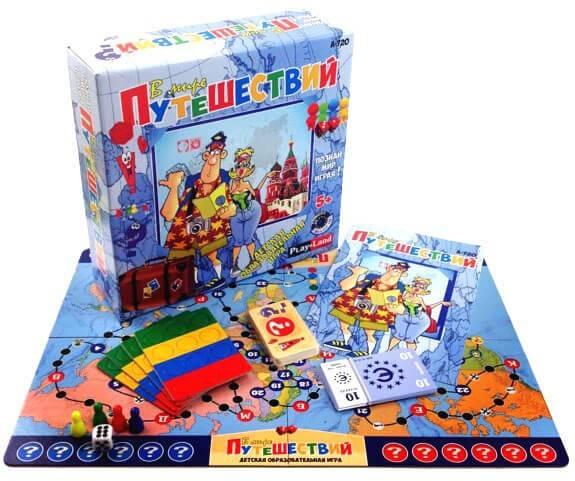 20 лучших настольных игр для детей