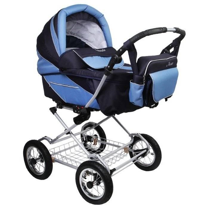 20 лучших колясок для новорожденных – рейтинг 2020