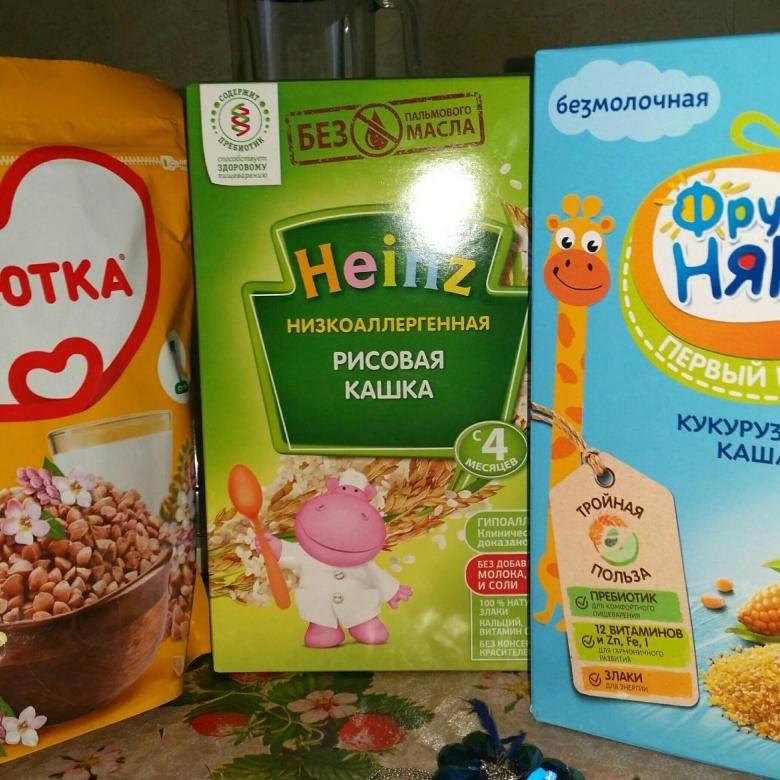 Безмолочная каша для прикорма: как выбрать и приготовить, как давать ребёнку и другие нюансы + видео