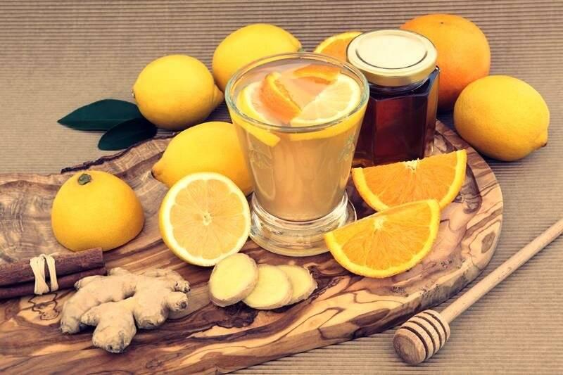 Народное средства от переедания: лимон, имбирь, сода, минеральная вода   компетентно о здоровье на ilive