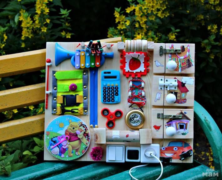 Игрушки для детей своими руками, простые из подручных материалов