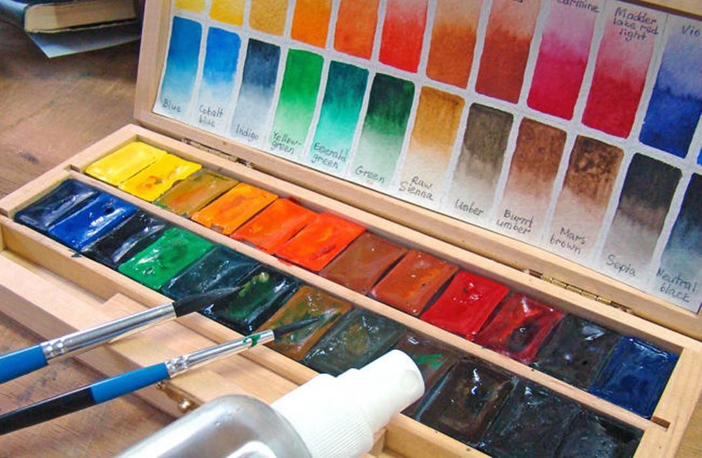 Цветовой круг иттена: гармоничные сочетания цветов