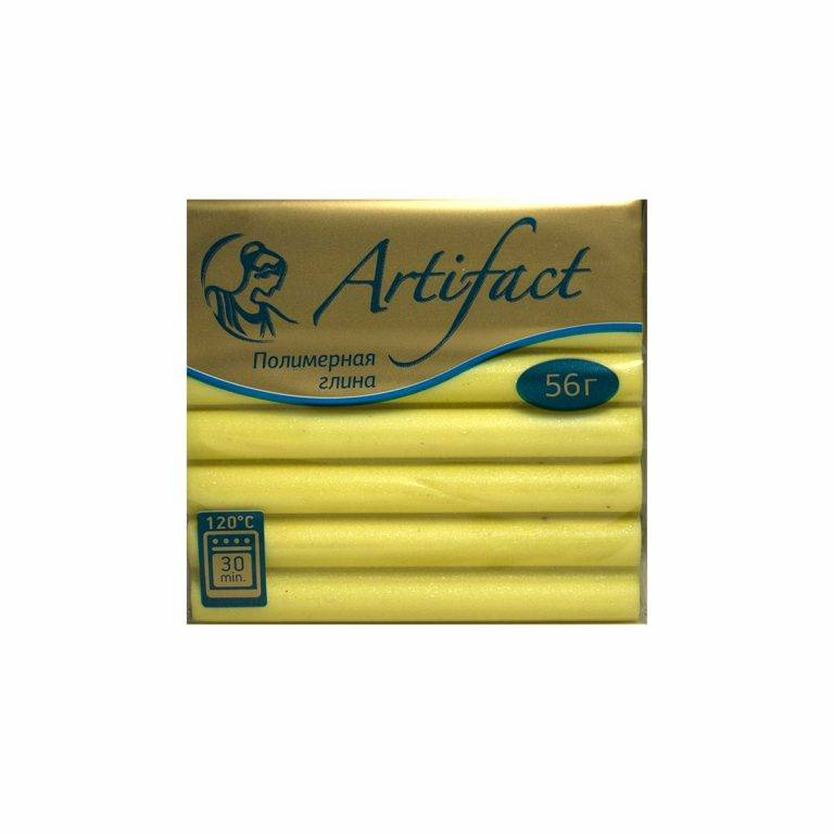 Полимерная глина артефакт эффект (artifact)
