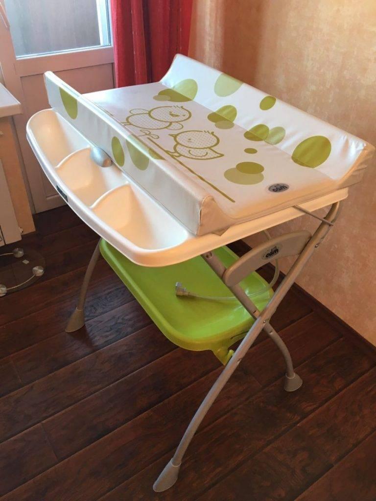 Комод с пеленальным столиком для новорожденных | как выбрать?