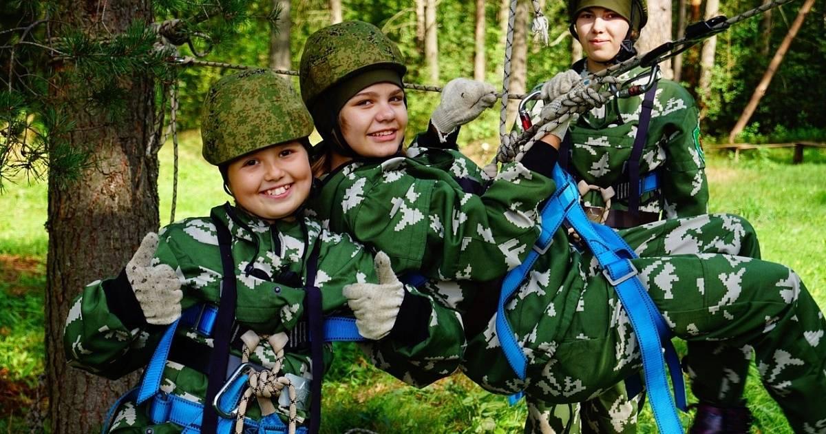 Летние лагеря для детей