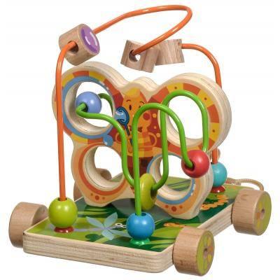Деревянные развивающие игрушки для детей: детские модели из дерева