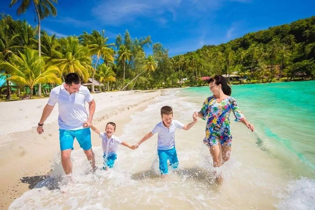 Отдых с детьми в доминикане — вечное лето на белоснежном пляже