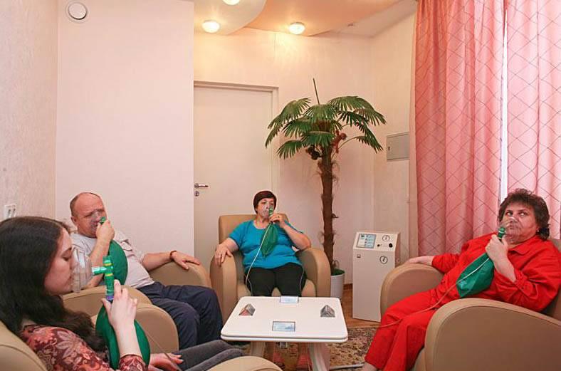 Лечение заболеваний органов дыхания в санатории полтава-крым, саки
