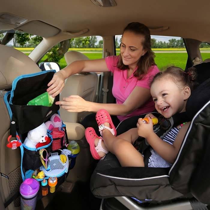 Длительные поездки с ребенком: почему это вредно для малыша | nutrilak