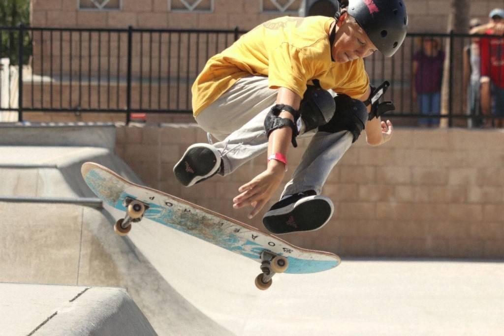 Скейт для начинающих детей