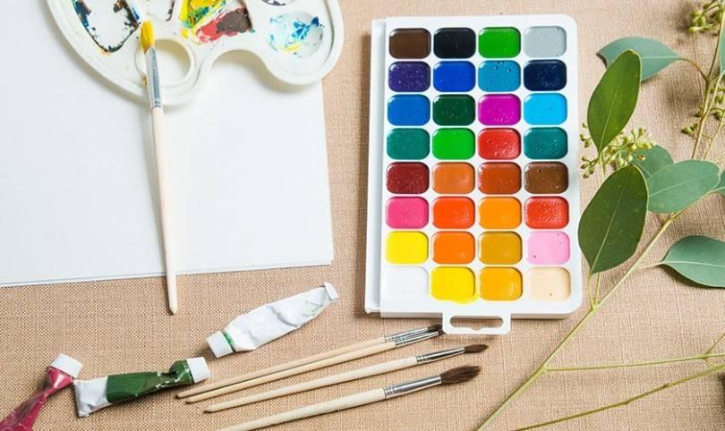7 лучших советов по акриловой живописи для художников