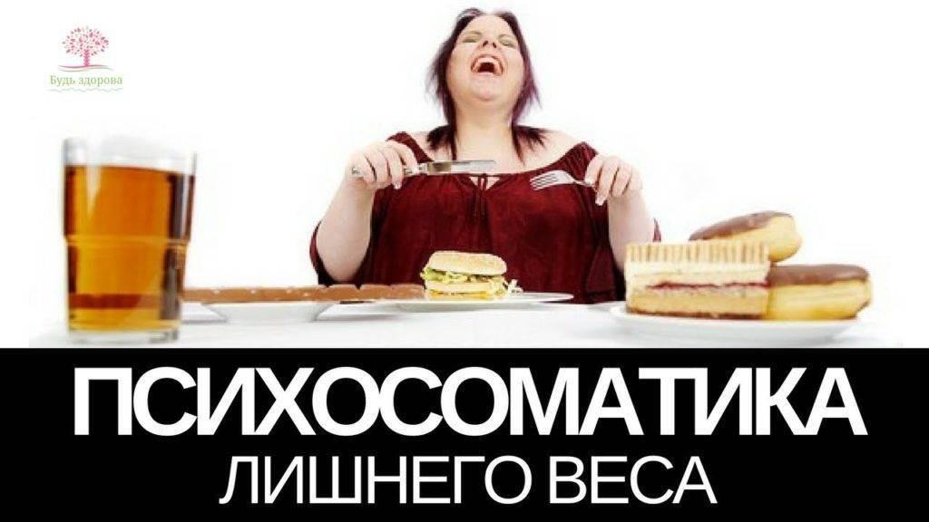 Психосоматика и лишний вес: несколько упражнений психосинтеза, помогающих худеть