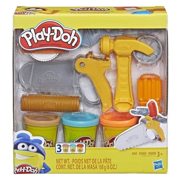Аналоги пластилина play-doh