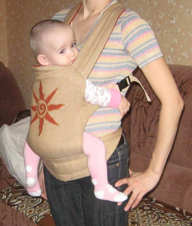 Как сшить слинг своими руками для новорожденного? | мамина любовь