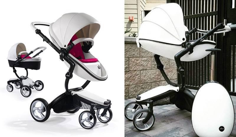 Модные новинки на рынке детских колясок   | материнство - беременность, роды, питание, воспитание