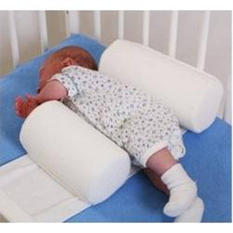 Виды и назначение ортопедических подушек для новорожденных