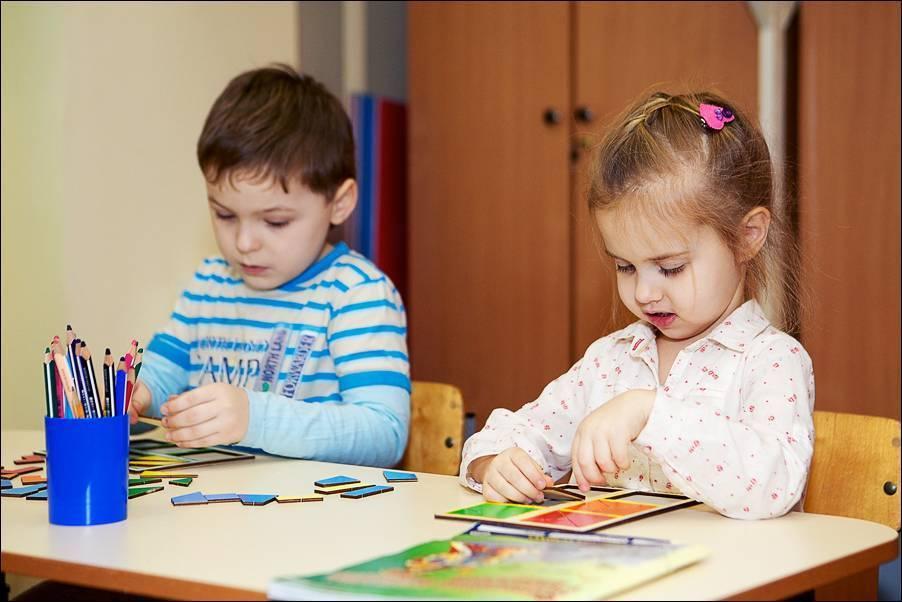 Развитие внимания у дошкольников: особенности, свойства и виды