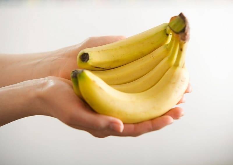 Употребление бананов при беременности