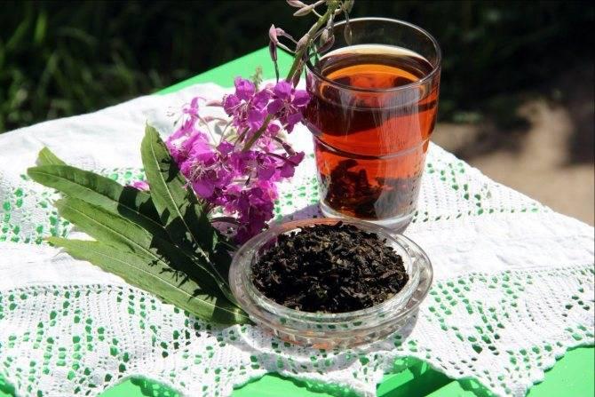 Чаи при панкреатите: зеленый, монастырский, травяной, черный
