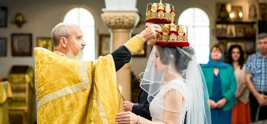 Новые церковные правила. с кем можно венчаться, а с кем нельзя