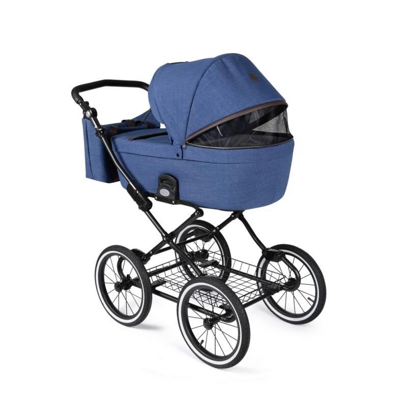 Классические коляски: традиционные формы и конструкции